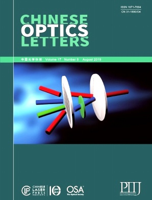 Chinese Optics Letters杂志投稿